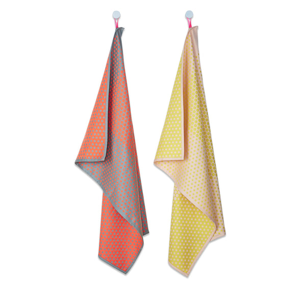 Layer Dots Tea Towels - indish-design-shop-2