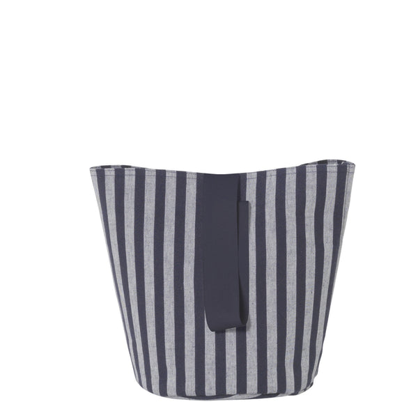 Chambray Basket Stripe Medium