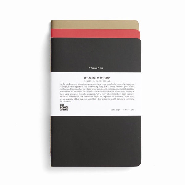 School of Thought Notebooks Anti-Capitalist