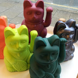 Lucky Waving Cats at Indish Interiors