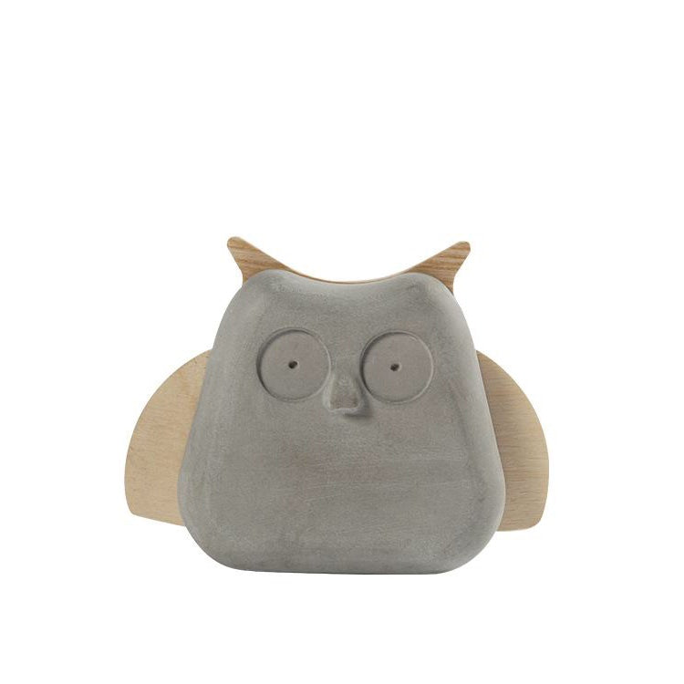 Concrete Owl - indish-design-shop-2