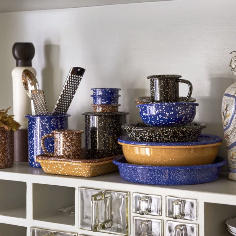 Hay enamelware kitchen products