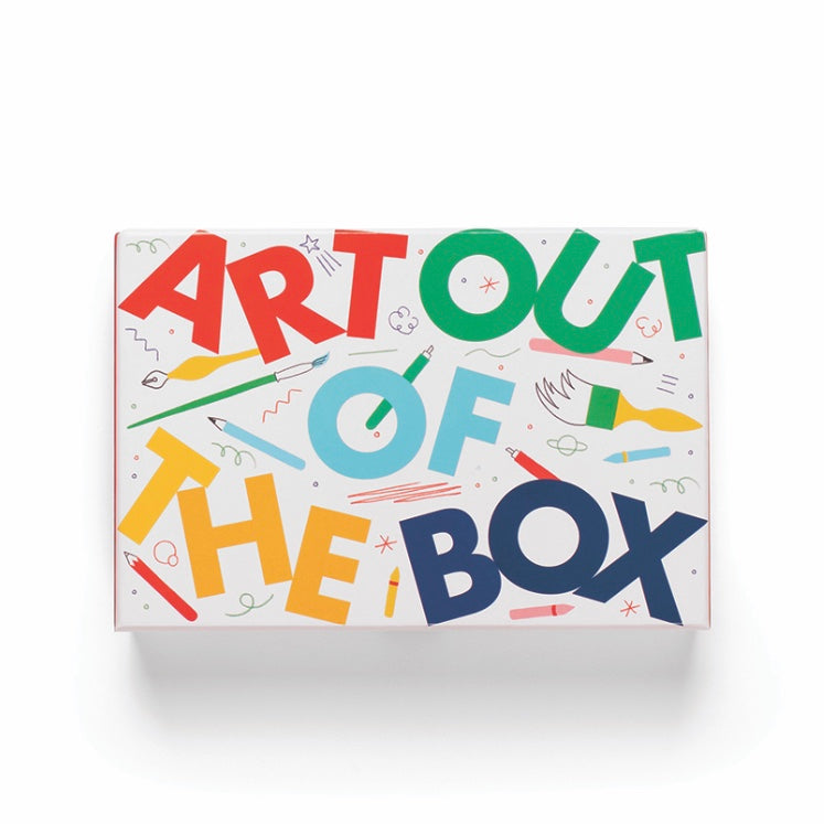 Art Out Of The Box Game