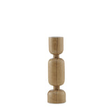 Normann Lumberjack candleholder medium - Indish Design Shop  - 1