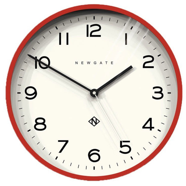 Echo Number Three Wall Clock
