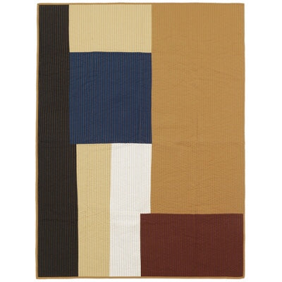 Shay Patchwork Quilt Blanket - indish-design-shop-2