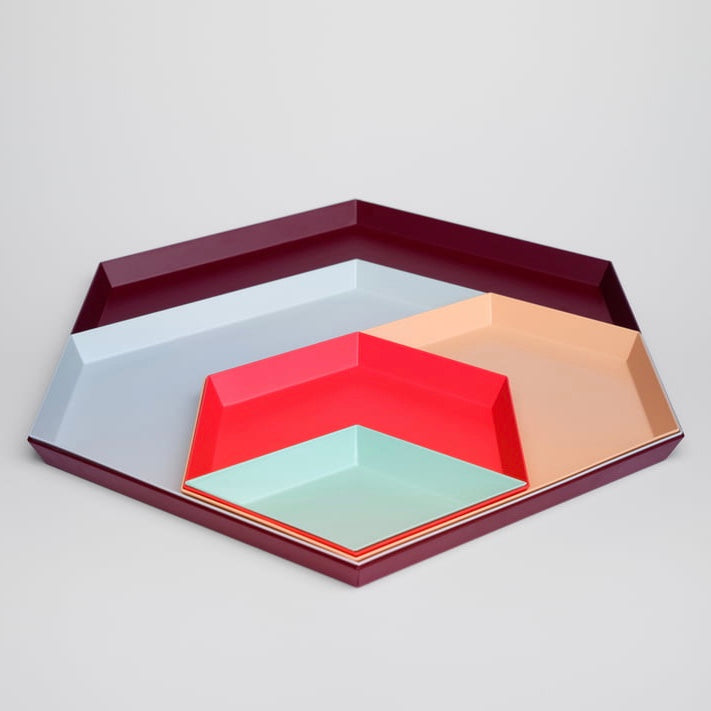 Kaleido trays by Hay
