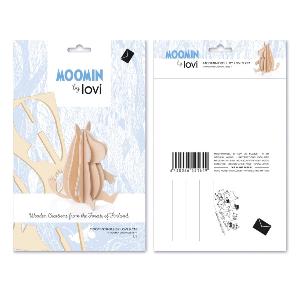 Moomintroll Figure - indish-design-shop-2