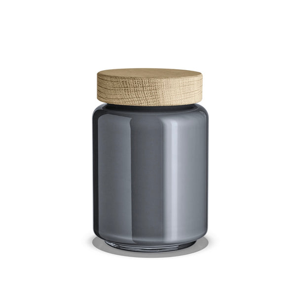 Palet Storage Jar Dark Grey .7L