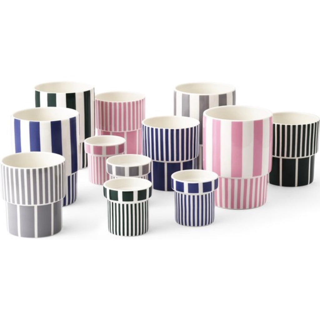 Tivoli Lolli Porcelain Cups by Normann Copenhagen