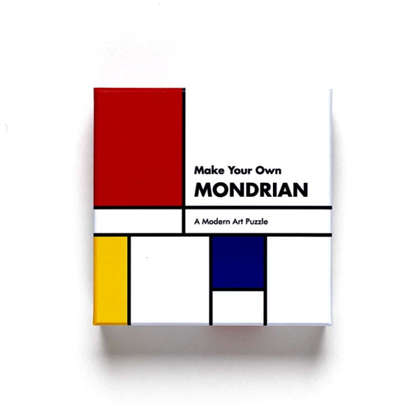 Make Your Own Mondrian Game