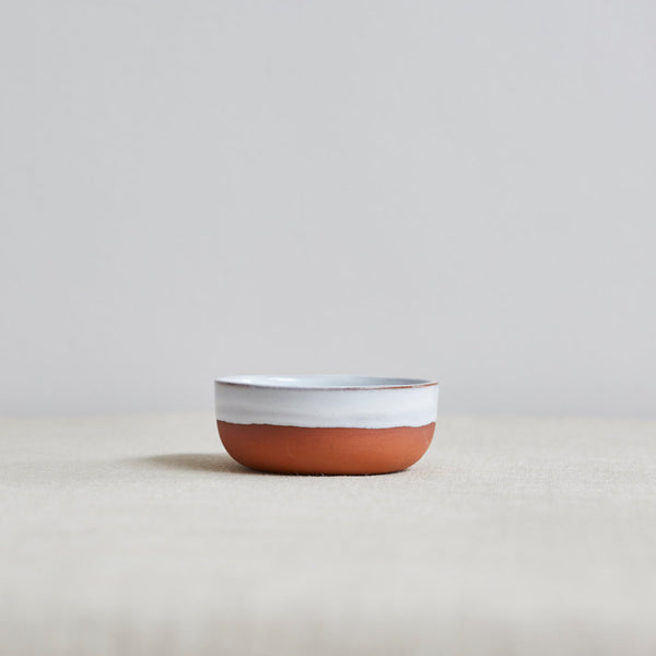 Terracotta Pinch Pot by Sue Pryke