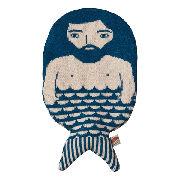 Merman Hot Water Bottle - indish-design-shop-2