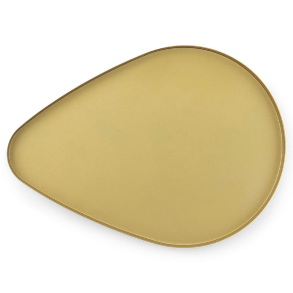 Tivoli Peacock medium brass tray by Normann Copenhagen