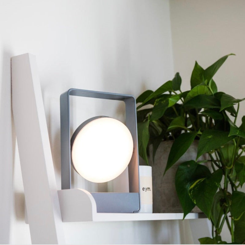 Mouro Lamp in grey by Case Furniture