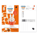 Miffy with Balloon Colour-it-yourself Figure