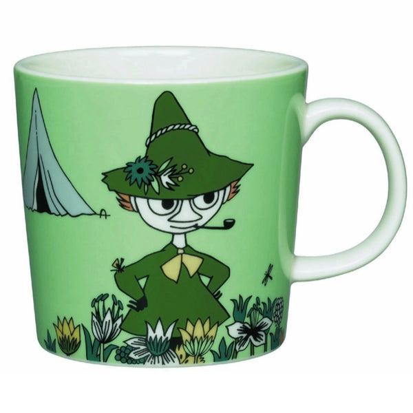 Moomin Mug Snufkin In green