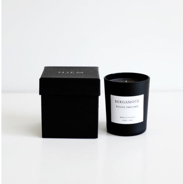 Noir Collection Scented Candle
