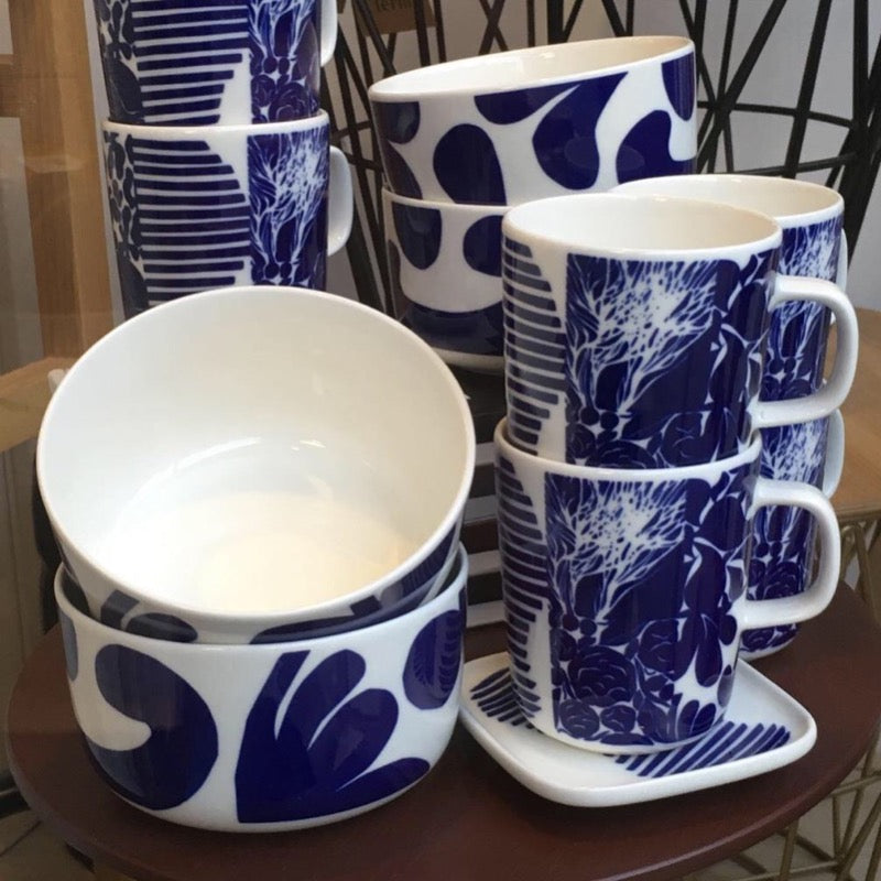 Marimekko Ruudut ceramics at Indish Interiors