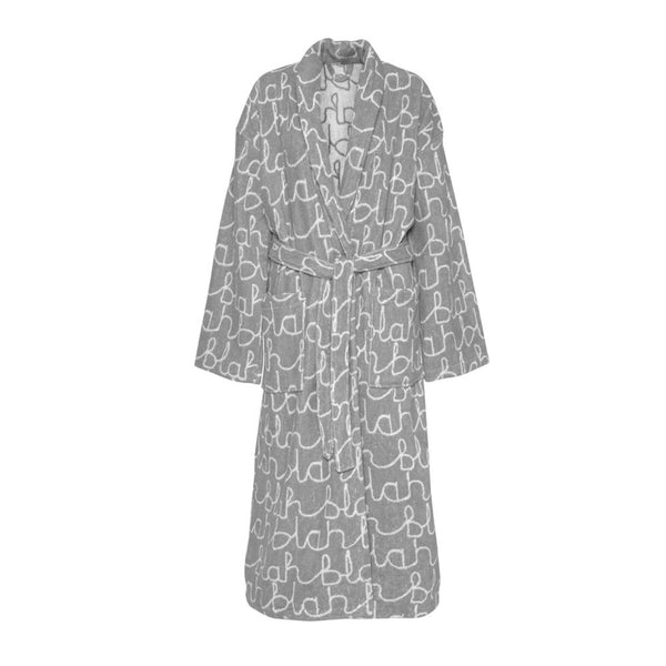 Blah Blah Bathrobe L/XL - indish-design-shop-2