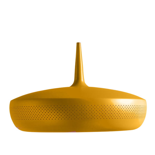 Umage yellow ochre suspension lamp shade