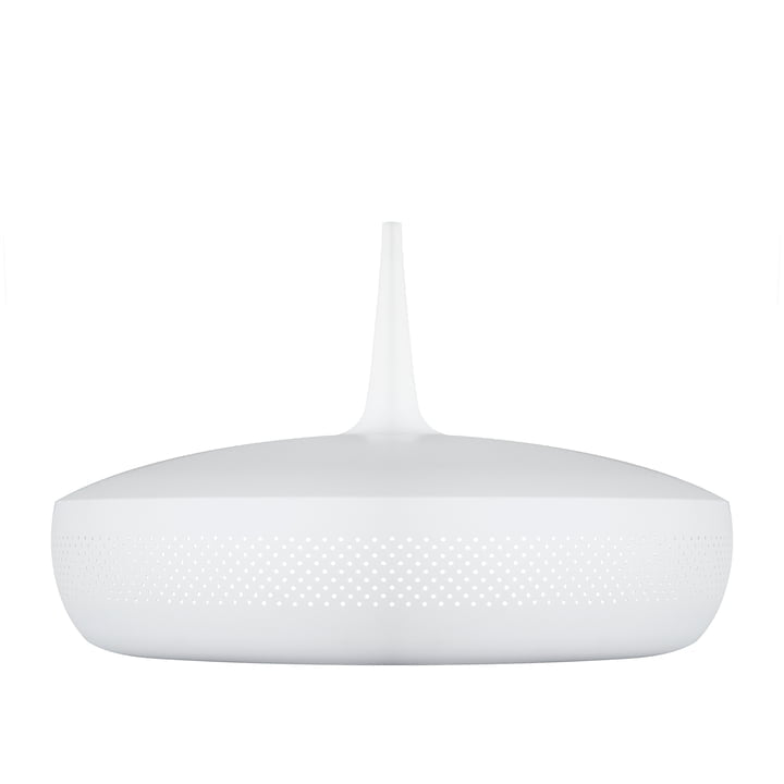 Umage matte white suspension lamp shade