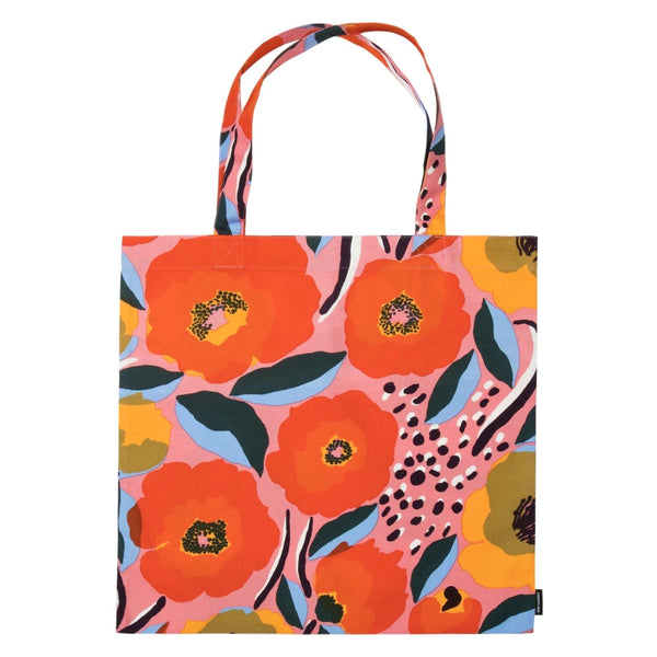 Rosarium Cotton Tote Bag