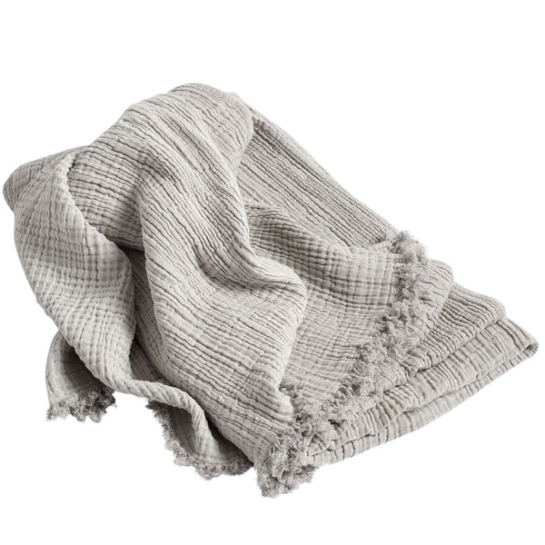 Crinkle Plaid Throw - indish-design-shop-2