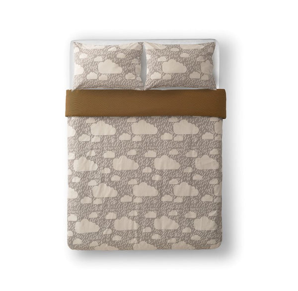 Rainy Day Double Duvet Set - indish-design-shop-2