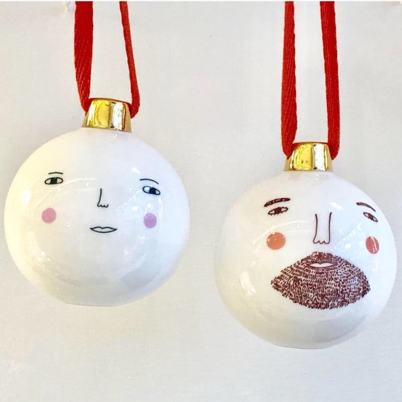 Ceramic Bauble Small - indish-design-shop-2