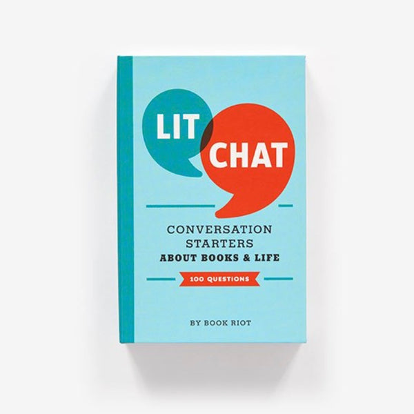 Lit Chat Card Game