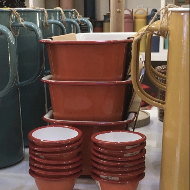 Falcon Enamelware at Indish Interiors