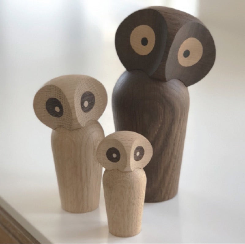 Oak Owls by Architectmade