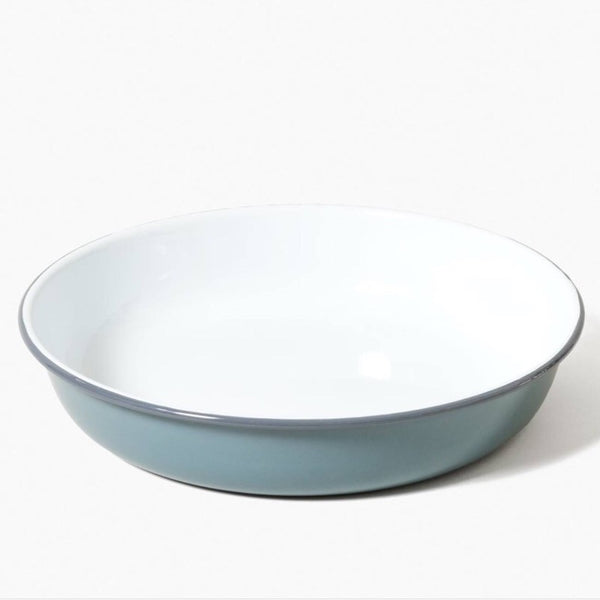 Large Enamel Salad Bowl - indish-design-shop-2