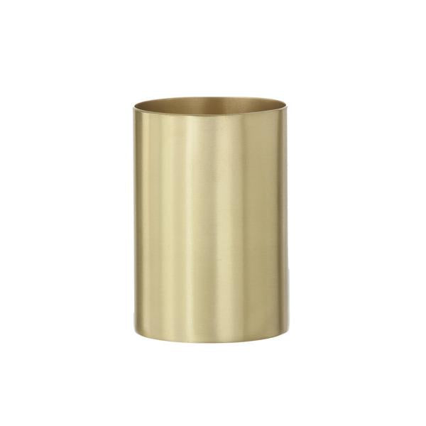 Brass Cup / Pencil Pot - indish-design-shop-2