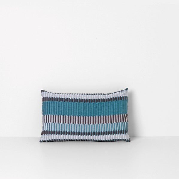 Salon Pleat Cushion 40x25cm - indish-design-shop-2