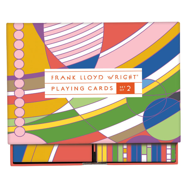 Frank Lloyd Wright Playing Cards - indish-design-shop-2