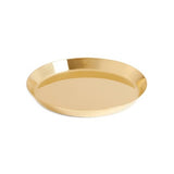 Botanical Brass Saucer Medium - indish-design-shop-2