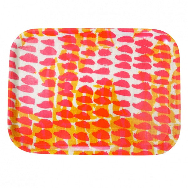Breakfast Tray Orange - Indish Design Shop