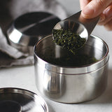 Leaves To Tea Canister 250ml - indish-design-shop-2