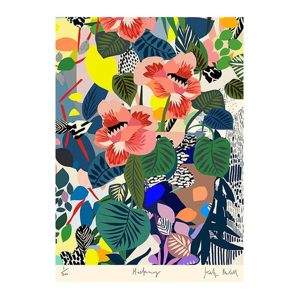 Hockney Limited Edition Print