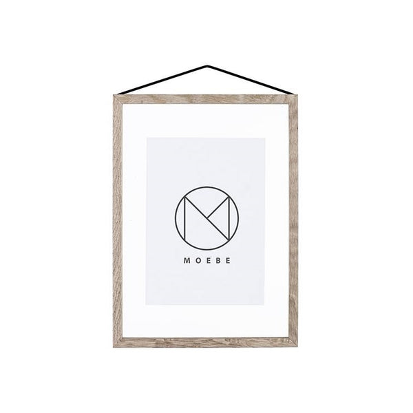 Frame A4 Oak - indish-design-shop-2