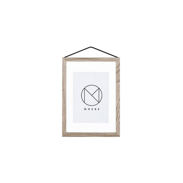 Frame A5 Oak - indish-design-shop-2