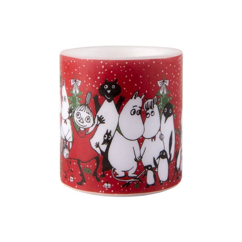 Moomin Candle 8cm - indish-design-shop-2