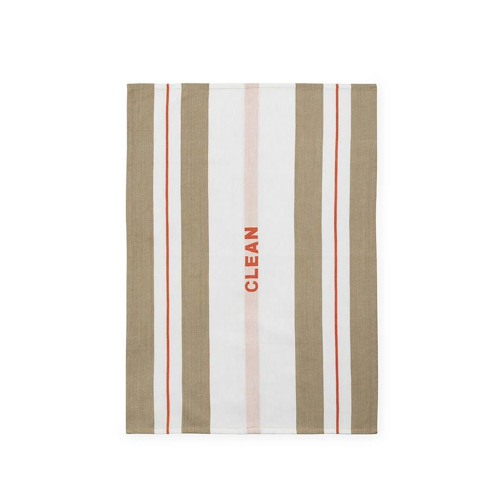 REN Tea Towel Stripe