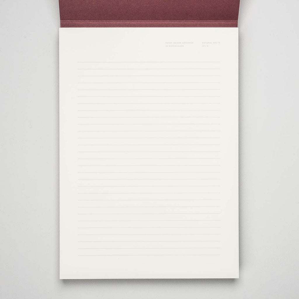 JO Notepad with Lines Large - indish-design-shop-2