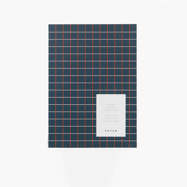 VITA Softcover Notebook Dotted Medium - indish-design-shop-2
