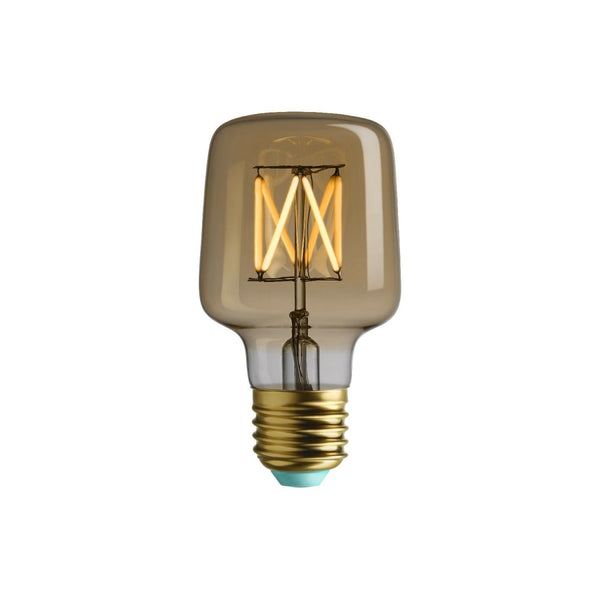 Wilbur Dimmable Gold Tinted LED Bulb