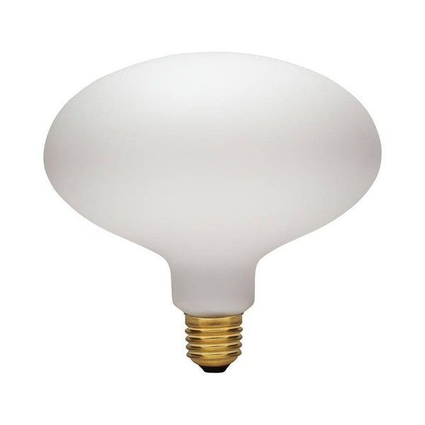 Oval Porcelain LED Bulb