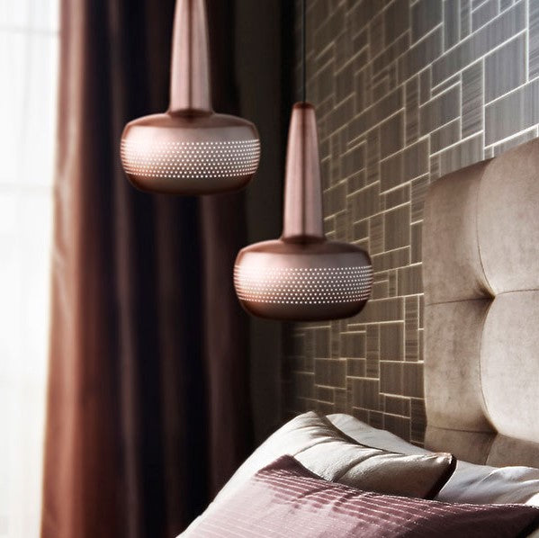 Umage Clava copper suspension lamp shade